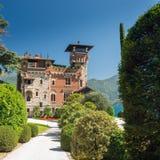 Villa La Gaeta at Lake Como Royalty Free Stock Photos