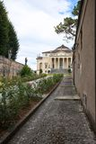Villa La Rotonda Royalty Free Stock Photo