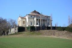 Villa la rotonda Royalty Free Stock Images