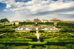 Villa Lante - Bagnaia - Viterbe - Latium photos stock