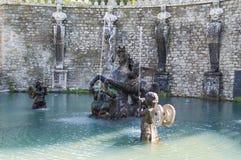 Villa Lante, Bagnaia, Viterbo Royalty Free Stock Photos