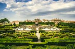Villa Lante - Bagnaia -  Viterbo - Lazio - italian gardens Stock Photos