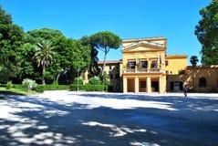 Villa Lazaroni Image stock