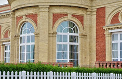 Free Villa Le Cercle In Deauville In Normandie Stock Image - 34962531
