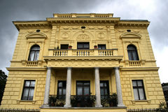 Villa in Linz Royalty Free Stock Image