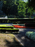 VILLA LITTA GARDENS Stock Photo