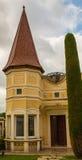 Villa Lola modernist summer residence Royalty Free Stock Photo