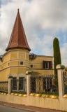 Villa Lola modernist summer residence Stock Images