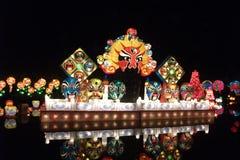 Villa lumineuse Atlixco Puebla Mexique photographie stock