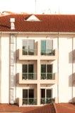 Villa on luxury balinese Royalty Free Stock Image