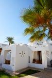 The villa at luxury hotel Royalty Free Stock Photo