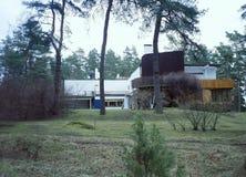 Villa Mairea in Noormarkku Stock Photography