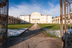 Villa Manin Royalty Free Stock Images