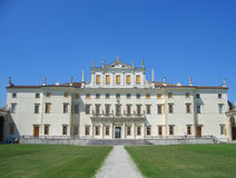 Villa Manin facade stock photos