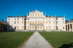 Villa Manin facade Stock Image