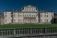 Villa Manin at Passariano Stock Photo