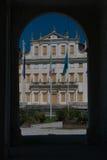 Villa Manin at Passariano Royalty Free Stock Image