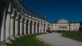 Villa Manin at Passariano Stock Image