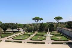 Villa Medici stock image