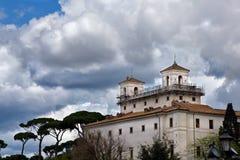Villa Medici Royalty Free Stock Photos