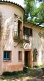 Villa mediterranea Immagini Stock