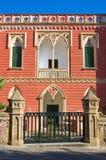 Villa Mellacqua. Santa Maria di Leuca. Puglia. Italy. Stock Images
