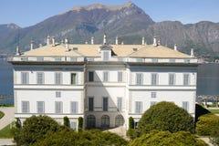 Villa Melzi in Bellagio town Royalty Free Stock Photography