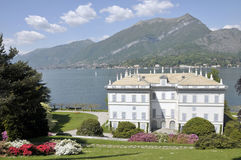 Villa Melzi, Lake Como Stock Photo