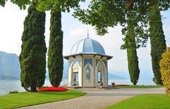 Villa Melzi Stock Photo