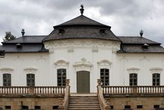 Villa Mitrovsky In Brno Royalty Free Stock Photo