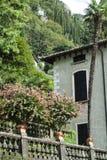 Villa Monastero House Stock Images