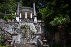 Villa Monastero, Lake Como, Italy Royalty Free Stock Photos