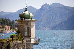 Villa Monastero, Lake Como, Italy Royalty Free Stock Images