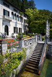 Villa Monastero, Lake Como, Italy Royalty Free Stock Photo