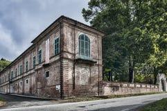 Villa nella campagna Fotografie Stock Libere da Diritti