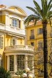 Villa, Nice, France. Royalty Free Stock Images