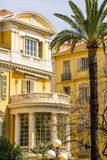 Villa, Nice, France. Royalty Free Stock Images