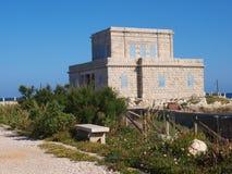 Villa Nunzio Nasi, Trapani, Sicily, Italy Royalty Free Stock Photography