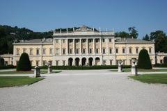 Villa Olmo Royalty-vrije Stock Afbeeldingen