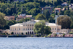 Villa Olmo (Como Lake) Stock Photography
