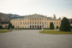 Villa Olmo, Como Royalty Free Stock Images