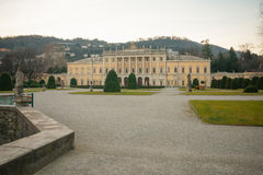 Villa Olmo, Como Royalty Free Stock Photos