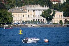 Villa Olmo, Lake Como, Italy Royalty Free Stock Image
