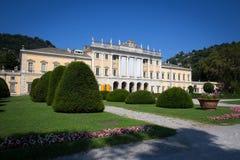 Villa Olmo, Lake Como, Italy Stock Images