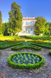 Villa in Opatija. Beautiful villa in Opatija, Croatia Stock Photography