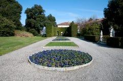 Villa Orrigoni Menafoglio Stock Image