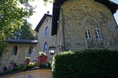 Villa Pallavicino Royalty Free Stock Images