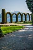 Villa Pallavicino, Stresa Piedmont, italy 17 April 2015 Stock Photography