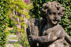 Villa Pallavicino, Stresa Piedmont, italy 17 April 2015 Royalty Free Stock Image