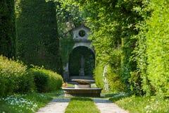 Villa Pallavicino, Stresa Piedmont, italy 17 April 2015 Stock Photo